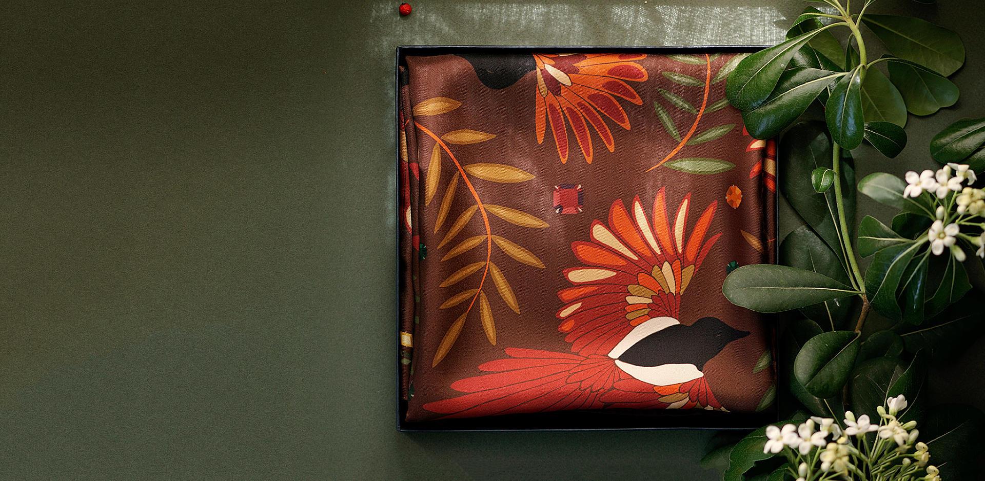 le-chale-bleu-silk-twill-scarf-magpies-chocolate-box-2048x1000
