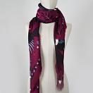 lechalebleu-cashmere-and-wool-shawl-treasure-hunters-burgundy-3