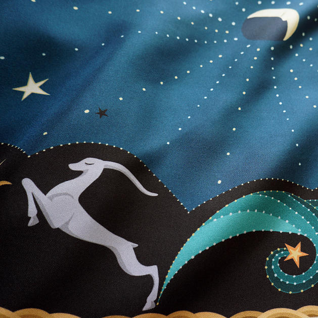 lechalebleu-silk-twill-scarf-beautiful-as-the-moon-blue-closeup
