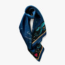 lechalebleu-silk-twill-scarf-beautiful-as-the-moon-blue-folded