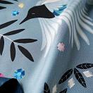 lechalebleu-silk-twill-scarf-treasure-hunters-grey-closeup
