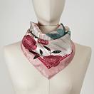 LE-CHALE-BLEU-silk-twill-bandana-panther-wavy-pink-2