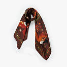 le-chale-bleu-silk-twill-scarf-magpies-chocolate-5