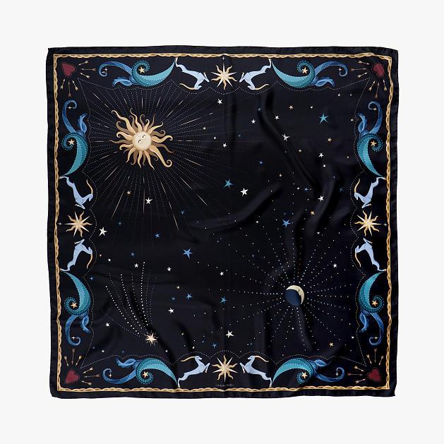 le-chale-bleu-silk-twill-scarf-moon-black-1