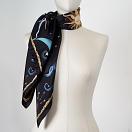 le-chale-bleu-silk-twill-scarf-moon-black-4