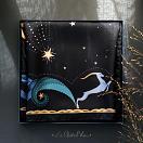 le-chale-bleu-silk-twill-scarf-moon-black-box