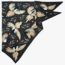 LE_CHALE_BLEU-wool-and-silk-triangle-shawl-magpies-anthracite-1
