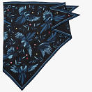 LE_CHALE_BLEU-wool-and-silk-triangle-shawl-magpies-midnight-1